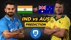 ND vs AUS Dream11 Team Prediction Today, India vs Australia Fantasy Cricket team, India vs Australia Predicted Playing XI. IND AUS 1st ODI DREAM11