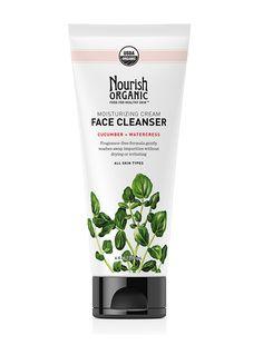 Moisturizing Organic Face Cleanser