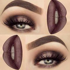 Gorgeous Makeup, Pretty Makeup, Love Makeup, Makeup Inspo, Makeup Inspiration, Glamorous Makeup, Flawless Makeup, Fashion Inspiration, Makeup Goals