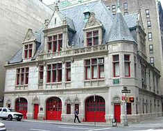 Firehouse, Engine Company 31 - NY/ Manhattan is on my bucket list so I'd love to see this someday