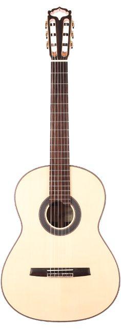 Armin Hanika – Natural Torres 2016 New Model! › Siccas Guitars - The World's…