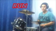 New Drum cover Foo Fighters Run - drum cover (New Song)  Video Link: ⏩ https://youtu.be/fBdlxJXEuk4
