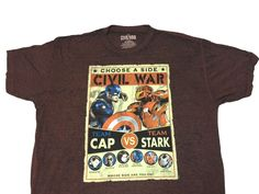 We sell high quality New, Overstock & Preowned Men's T-Shirts; Comic Tees, Sports Tees, Movie & TV. http://www.secondhandtees.com/