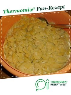 ) Party potato salad (without pre-cooking!) From bigpaws. A Thermomix ® recipe from the side dishes category at www.de, the Thermomix ® Community. Healthy Eating Tips, Healthy Nutrition, Curry Recipes, Vegetarian Recipes, Party Potatoes, Vegetable Drinks, Food Items, Feta, Cooking Tips