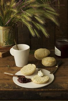 AMERICAN BUTTERMILK BISCUIT | Sweet And Sour