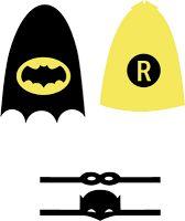 Superhero lollipop template!!!!