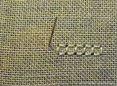 THE SEW THERAPY: PUNTO ANTICO - TUTORIAL 1 Drawn Thread, Cut Work, Needlework, Embroidery, Sewing, Fabric, Stitches, Lorraine, Therapy
