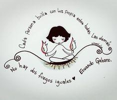 Yoga Quotes, Lyric Quotes, Favorite Quotes, Best Quotes, Graphic Quotes, Positive Mind, Favim, More Than Words, Spanish Quotes