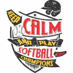 21 best softball t shirt designs images on pinterest t shirt rh pinterest com Fastpitch Softball T-Shirt Designs Best Softball Logos