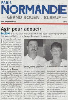 Paris-Normandie du jeudi 18 septembre 2014