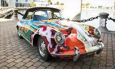 Janis Joplin's Porsche 356 C 1600 SC Cabriolet
