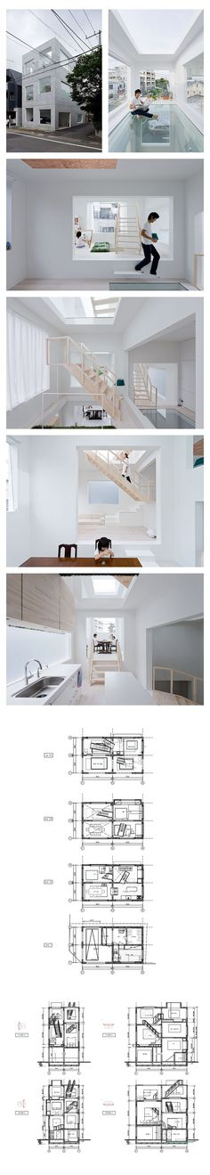 House H by Sou Fujim