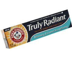 FREE Arm & Hammer Truly Radiant Toothpaste Sample http://sendmesamples.com/free-arm-hammer-truly-radiant-toothpaste-sample/