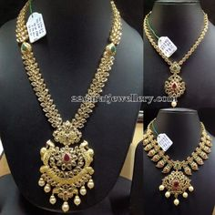 Jewellery Designs: Traditional and Trendy Pachi jewelry