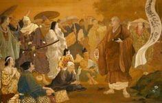 日蓮聖人 布教活動