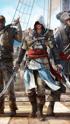 Who else loves Assassins Creed 4:Black Flag??