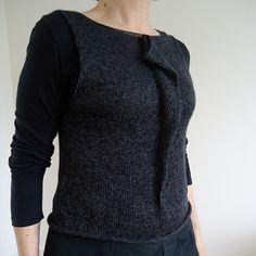 Thursday Vest Pattern – Knit Purl