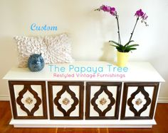 Custom Orders - Storage Organization Dresser Bedroom Furniture, such an awesome idea! Mod Furniture, Repurposed Furniture, Bedroom Furniture, Bedroom Desk, Refurbished Furniture, Furniture Ideas, School Locker Organization, Dresser Organization, Sofa Tables For Sale