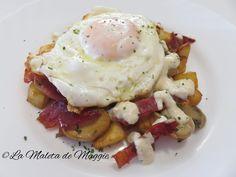 En este post, os traemos una sabrosa receta, conocida como: patatas mimosa. Es muy sencillas de preparar, que gustarán muchísimo tanto a mayores como a pequeños.