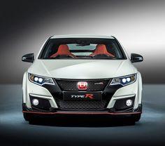 Honda inicia as vendas do Civic Type R na Europa.  Acesse: www.concettomotors.blogspot.com.br