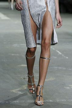 Catwalk Shoes 2012 – Best Shoes from the Catwalk (Vogue.com UK) Alexander Wang♡