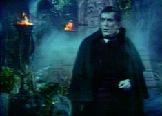 Dark Shadows with Barnabas Collins