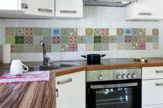 Adesivo para Azulejo - Patchwork