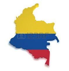 3d forma de bandera de Colombia y el mapa aisladas sobre fondo blanco photo Lisa Simpson, Mexico, 3d, Fictional Characters, Shape, Colombian Flag, Flags, Hands, Hearts