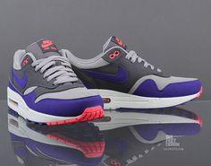 brand new 2cf3b 12764 Nike Air Max 1 Essential (537383 006) - Caliroots.com #nailArtInspo Purple