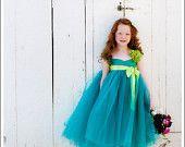 Flower Girl Dresses Tutu Dress by OliviaKateCouture on Etsy