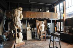 sculptor's atelier - Google Search