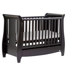 buy tutti bambini katie mini cot bed drawer espresso preciouslittleone