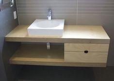 plywood bathroom vanity - Google Search