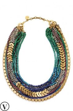 Chain Utopia Statement Necklace & Versatile Jewelry