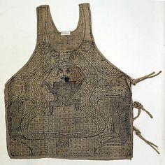 Early 20th century tunic, Burmese