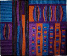 Frauke Palmer - Art Quilt Network