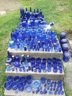 lots o ble bottles
