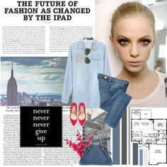 """""""Never give up."""" by hil4ry on Polyvore"""