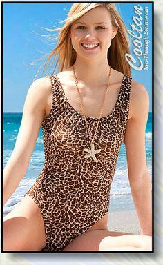 Bikini Sun thru