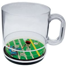 Football Game Themed Coffee Cups