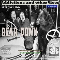 Addictions 98 - Bear Down #radioshow #throwback #alternative #indierock #rock  11:00AM-1::00PM EST bombshellradio.com #nowplaying  http://ift.tt/2bHXJcR  Addictionst Podcast 98  parker BOMBSHELL  Beart Down Addictions and other Vices Podcast EP 98-BEAR DOWN  Summer is about to get crazy. So much to accomplish and hopefully appreciate. Last year I checked out of doing the radio podcasts for three weeks. This time Im feeling overly ambitious and trying to prepare.  Tonight new Indie Finds and…