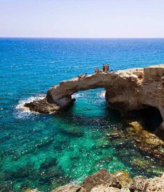 Cyprus, The island of Cyprus was the mythical home of Aphrodite, the ancient Greek goddess of love and beauty' how awesome! Oh The Places You'll Go, Places To Travel, Travel Destinations, Places To Visit, Holiday Destinations, Aphrodite, Holidays In June, Holidays 2017, Cyprus Holiday