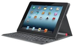 LOGOSHIRT 920-003907 Logitech Solar Keyboard Folio for iPad 2 and (3rd/4th