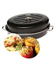Juro Pro Γιουβετσιέρα 38cm - ElectroStudio Grill Pan, Grilling, Cooking, Kitchen, Griddle Pan, Crickets, Kitchens, Cuisine, Brewing