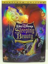 Sleeping Beauty (DVD, 2008, 2-Disc Set, Platinum Edition)