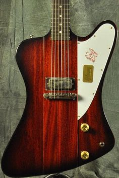 Gibson Custom Shop 2015 Special Run 1963 Firebird I VOS Vintage Sunburst