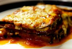 Herbie Likes Spaghetti: The Easiest and Most Delicious Eggplant Parmesan