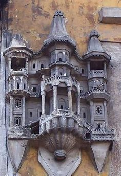 Bird house, Topkapi Palace, Turkey