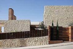 House In Monasterios by Ramon Esteve Estudio