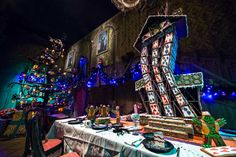 disney haunted mansion gingerbread house 2015 -